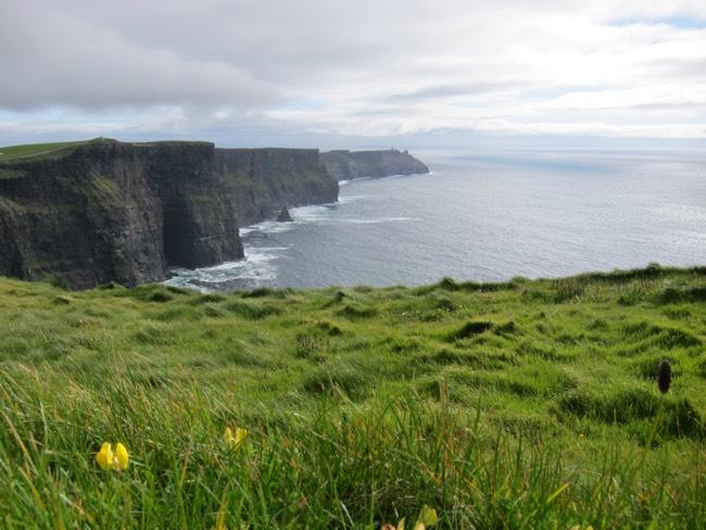 Les falaises de Moher, en Irlande (© 2015 JF Mayer).