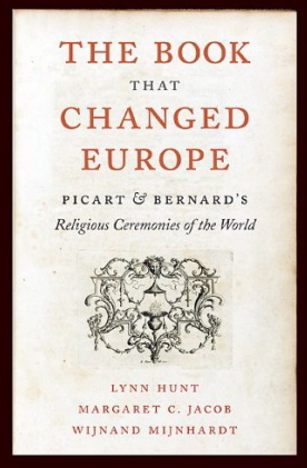 Book about Picart's and Bernard's 'Religious Ceremonies of the World'