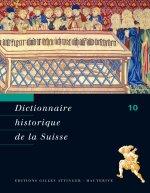 Dictionnaire historique de la Suisse, volume X