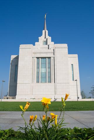 Temple mormon, Kiev; Ukraine