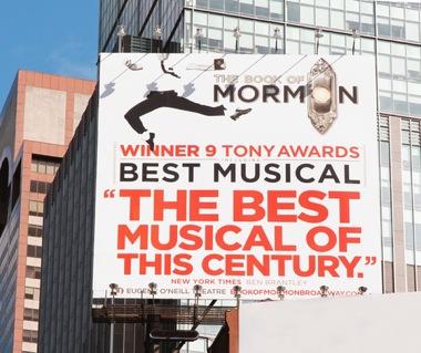 Book of Mormon: The Musical