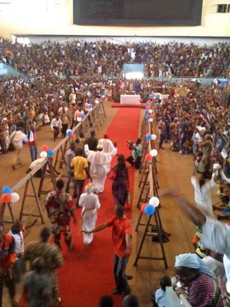 2013 03 03 messe Cotonou