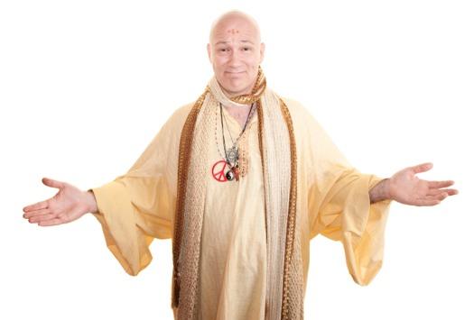 """Gourou séducteur: le stéréotype de """"la secte"""" (© 2011 Creatista - Agence: iStockPhoto.com)."""